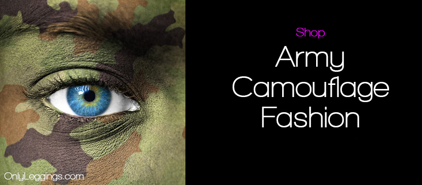 Camouflage Women's Fashion