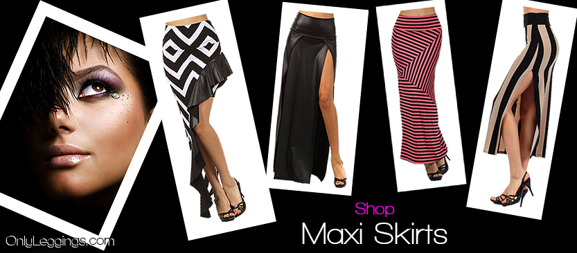 Maxi Skirts